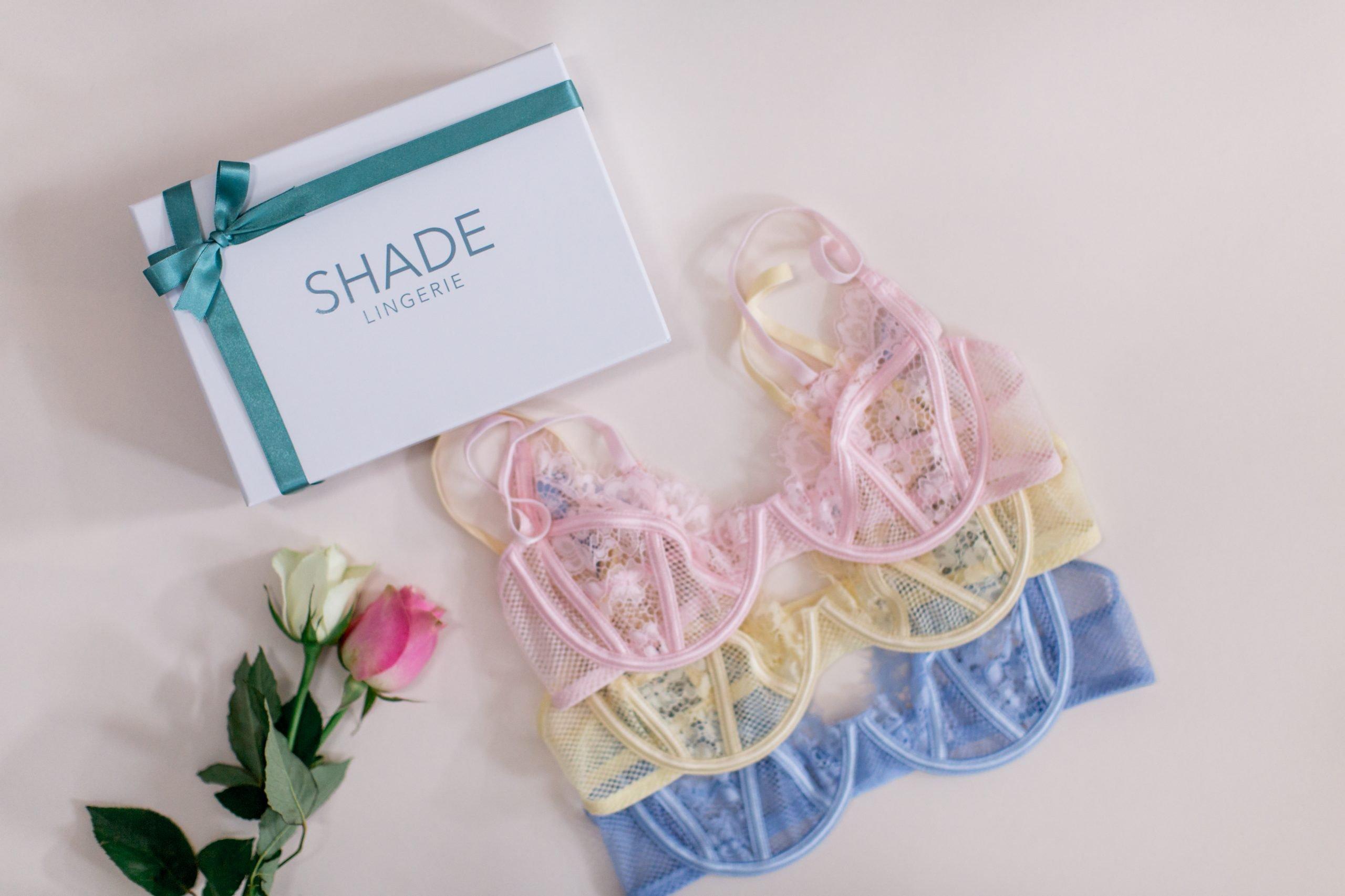 Shade Lingerie Bra Set